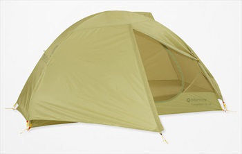 Marmot Tungsten UL 1 Lightweight Backpacking Tent, 1 Man Wasabi