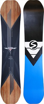Sims Juice Positive Camber Snowboard, 156cm