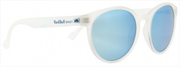 Red Bull Spect Lace Ice Blue Mirror Polarised Sunglasses, Matt Crystal