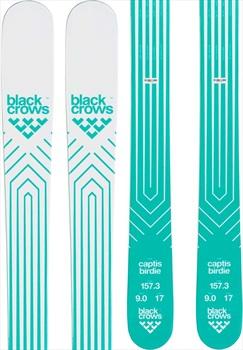 Black Crows Captis Birdie Skis, 164cm Black/Green/White 2020
