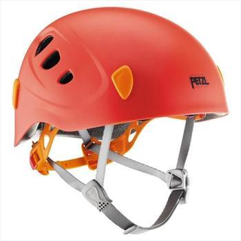 Petzl Picchu Kids Climbing & Cycling Helmet, 48-54cm, Coral