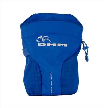 DMM Trad Rock Climbing Chalk Bag, Blue