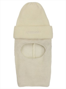 Analog Double D Beanie, One Size Stout White