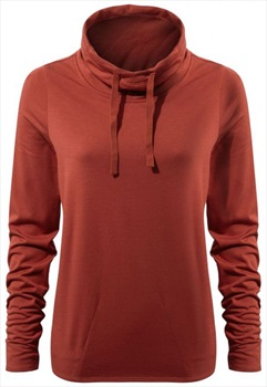 Craghoppers Womens First Layer Long Sleeve Top: UK 10, Ginger