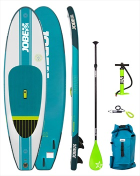 Jobe Volta All-round ISUP Paddleboard Package, 10' Turqouise 2020