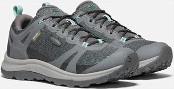 Keen Terradora II WP Women's Walking Shoes, UK 5 Steel Grey/Ocean