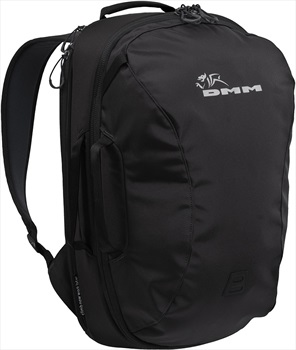 DMM Short Haul Rock Climbing/Travel Bag, 30L Black