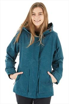 Dakine Weatherby Women's Ski/Snowboard Jacket, S Deep Teal