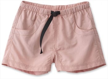 Kavu Elle Beachwear Women's Quick Dry Shorts, UK 12 Cherry Blossom