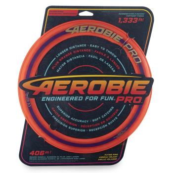 Aerobie Pro Ring, 13-inch (33 cm) Orange