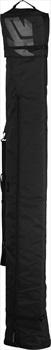 K2 Deluxe Single Ski Bag, 180cm + Adjustable 20cm Black