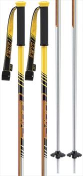 LINE Tac Ski Poles, 100cm Silver