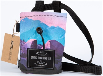 Static Artist Series Rock Climbing Chalk Bag: The Nimble
