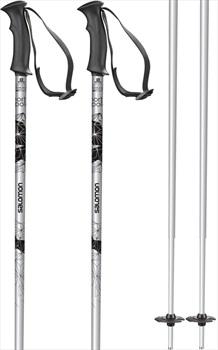 Salomon Northpole Lady Women's Ski Poles 110cm Black