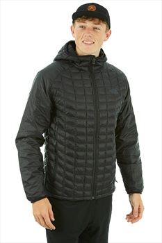 The North Face Thermoball Sport Hoodie Insulated Jacket, S TNF Black
