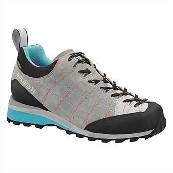 Dolomite Diagonal GTX Women's Gore-Tex Approach Shoe, UK 4 Grey/Blue