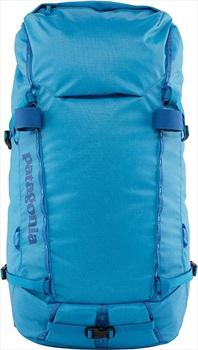 Patagonia Ascensionist Rock Climbing Backpack/Rucksack, 55L L Blue