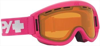 SPY Getaway Persimmon Snowboard/Ski Goggles, S/M Matte Raspberry