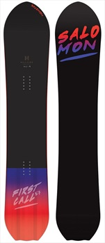 Salomon First Call Hybrid Camber Snowboard, 157cm 2019