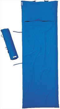 Cocoon Pad Cover Cotton Sleeping Mat Topper, S/M Petrol