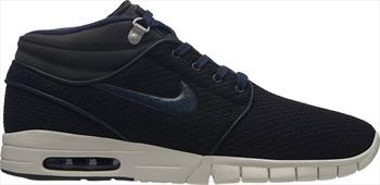Nike SB Stefan Janoski Max Mid Men's Skate Shoe Trainer UK 13 Obsidian