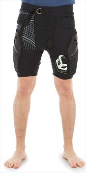 Demon Shield Ski/Snowboard Impact Shorts S Black