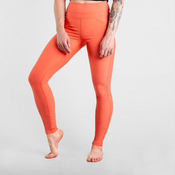 So iLL Womens Active Jeans Stretch Climbing Pants, S Coral