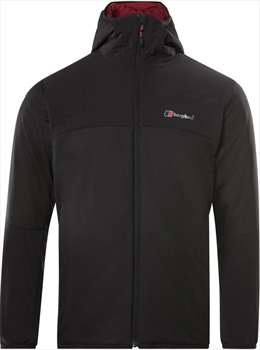 Berghaus Teallach X Insulated Hooded Jacket S Black