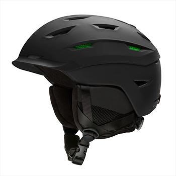 Smith Adult Unisex Level Snowboard/Ski Helmet, XL Matte Black