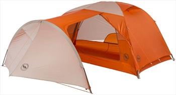 Big Agnes Copper Hotel HV UL2 Ultralight Backpacking Tent, 2 Man