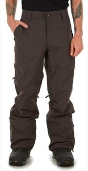 686 Standard Shell Snowboard / Ski Pants, L Charcoal