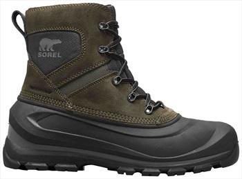 Sorel Buxton Lace Men's Snow Winter Boots, UK 8 Alpine Tundra/Quarry