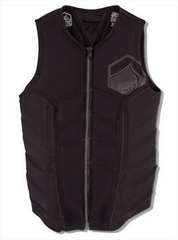 Liquid Force Ghost Wakeboard Impact Vest, M Black 2019