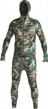 Airblaster Classic Ninja Suit Thermal Base Layer, L Camouflage