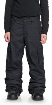 DC Banshee Youth Kids' Ski/Snowboard Pants, M Black