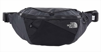 The North Face Lumbnical Bum Bag, S Asphalt Grey/TNF Black