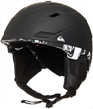 Quiksilver Loden Ski/Snowboard Helmet, S Castle Rock Smoky