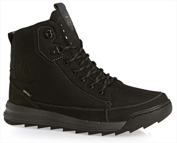 Volcom Roughington GTX Men's Winter Boots, UK 6.5 New Black