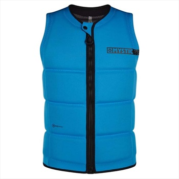 Mystic Brand Wakeboard Impact Vest, Small Global Blue 2020