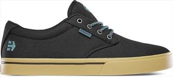 Etnies Jameson Preserve Skate Shoes, UK 8.5 Black/Green/Gum