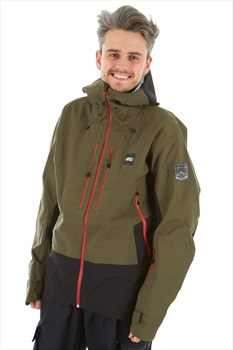 Picture Welcome 3L Ski/Snowboard Jacket, L Army Green