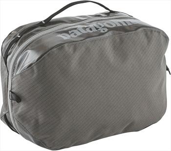Patagonia Small Black Hole Cube Duffel Travel Bag, 2L Hex Grey