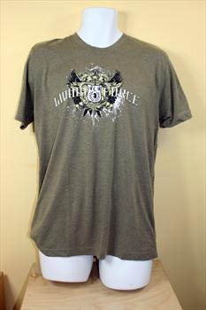 Liquid Force Shield T Shirt Medium Sage Green