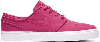 Nike SB Zoom Stefan Janoski Canvas Men's Skate Shoes, UK 8.5 Rush Pink
