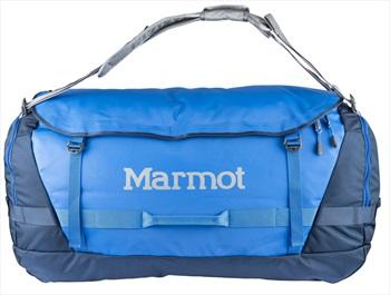 Marmot Long Hauler Expedition Duffel Travel Bag, 125L Peak Blue