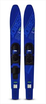 "Jobe Hemi Combo Water Skis, 59"" Blue 2020"