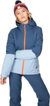 Protest Chica Women's Ski/Snowboard Jacket, S / UK 8 Atlantic