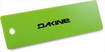 Dakine Scraper Snowboard/Ski Wax Removing Tool, 25cm Green