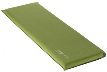 Vango Comfort 7.5 Self Inflating Camp Mattress, 200cm Herbal
