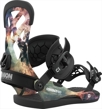 Union Contact Pro Snowboard Bindings, L Space Dust 2021